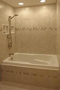 ceramic bathroom tile shower and bath remodel | Bathroom Shower Design Ideas ...