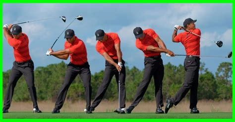 Swing Sequence: Tiger Woods   Golf Swing Sequence   Golf ...