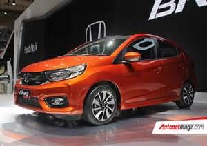 New Honda Brio by New Honda Brio Akan Dikirim Ke Konsumen Bulan Oktober