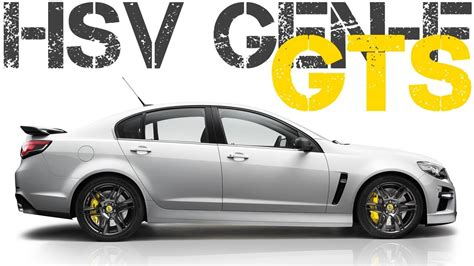 2014 Hsv Genf Gts, The Fastest, Most Powerful Production