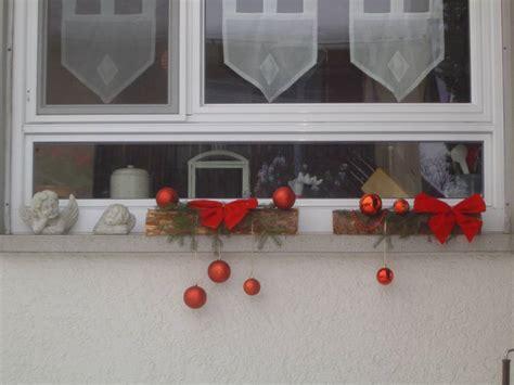 Weihnachtsdeko Fensterbank Innen by Weihnachtliche Fensterbankdeko