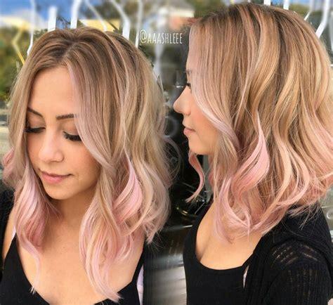 Light Pink Hair Hair In 2019