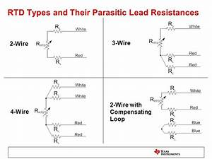 Rtd Wiring Diagram 3 Wire