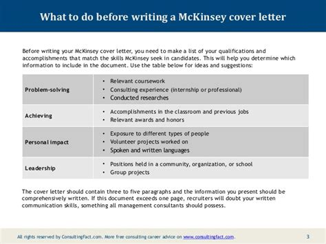 sector consulting cover letter