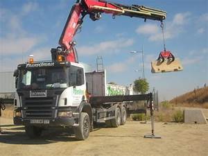 Video De Camion De Chantier : camion grue transgruma ~ Medecine-chirurgie-esthetiques.com Avis de Voitures