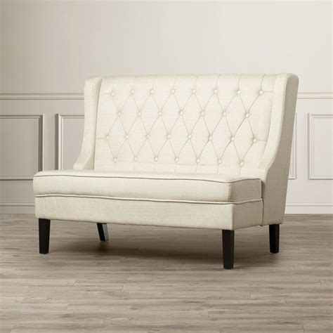Upholstered Dining Settee by 25 Best Ideas About Banquette Bench On Corner