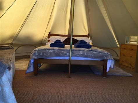 Bell Tent Glamping Silver Springs Farm Updated 2019
