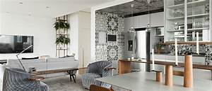 Bel Appartement Au Design Intrieur Pur Sao Paulo