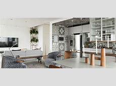 Bel appartement au design intérieur épuré à Sao Paulo
