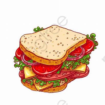 Sandwich Cartoon Animados Dibujos Imagen Pngtree Actualice