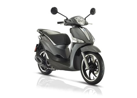 Piaggio Liberty by Vehicles 2018 Piaggio Liberty Iget 155cc Abs Grigio
