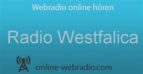 radio westfalica  stream webradio  hoeren