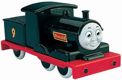 Thomas Donald Friends Douglas Cgi Engine Tank