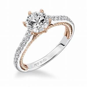 wedding ring trend mixed metal arabia weddings With mixed metal engagement and wedding ring