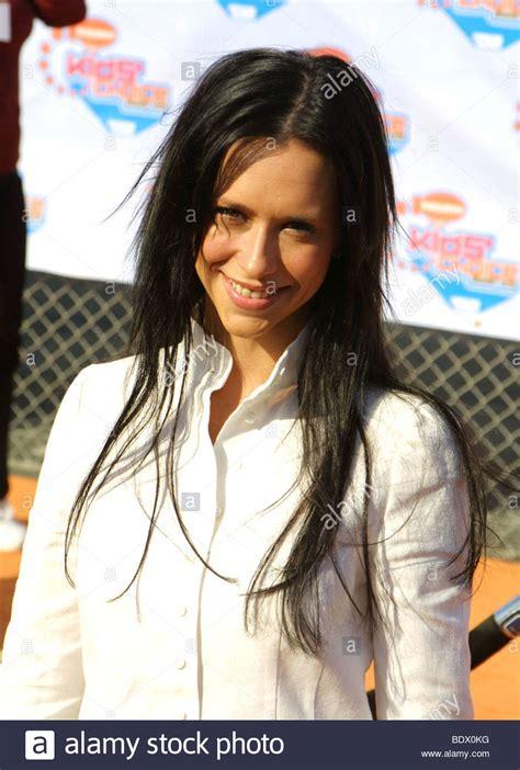 actress similar to jennifer love hewitt jennifer love hewitt us film actress stock photo