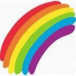 Rainbow Icons Lucky Feeling Sentimientos Cuarentena Diario