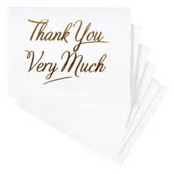 discount wedding invitations gold thank you cards paperchase