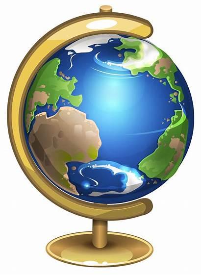 Clipart Transparent Globe Planet