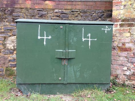 Bt Green Cabinet by Fast Broad Band For All Of Surrey