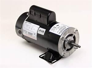 1speed 230v 12 0a 48fr Century Motor By A O  Smith 60hz 5 6 U0026quot  Diam  Bn41 Mtraos
