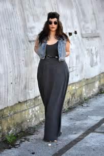 Maxi Plus Size Fashion