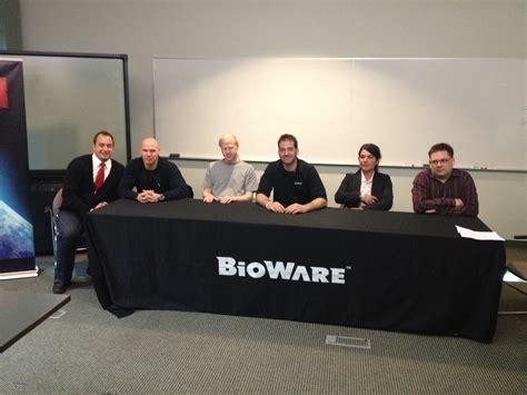 Bioware Goes To School