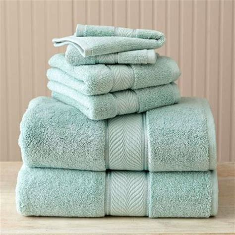 better homes and gardens thick and plush 6 piece cotton