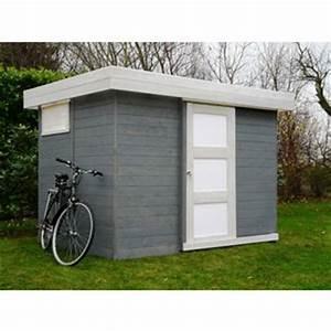 Toiture Abri De Jardin Castorama : abri de jardin toit plat castorama ~ Dailycaller-alerts.com Idées de Décoration