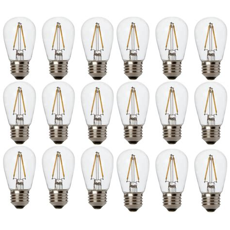 string light replacement bulbs newhouse lighting outdoor 2w s14 led replacement string