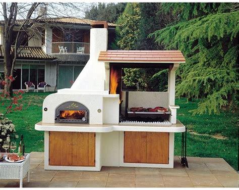 small outdoor kitchen island barbecue in pietra barbecue caratteristiche 5537