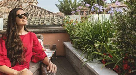 hotel con terrazza roma ristorante con terrazza panoramica roma d o m hotel