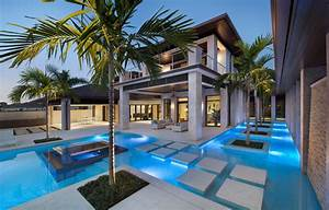 Private, Residence, The, Estuary, Naples, Fl, -, Tropical, -, Pool, -, Other