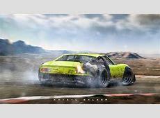 Lamborghini Miura Drift Missile is ALL CAPS AWESOME