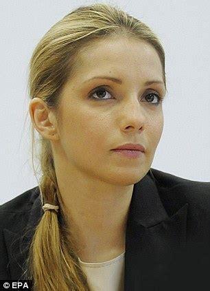 Yulia Tymoshenko S Daughter Eugenia Describes Former