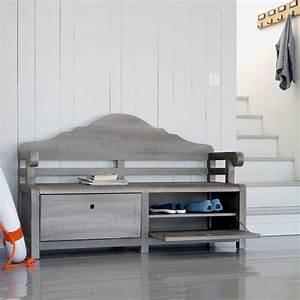 Banc Coffre Pour Entrée : 1000 id es sur le th me bancs de stockage de chaussures ~ Dailycaller-alerts.com Idées de Décoration