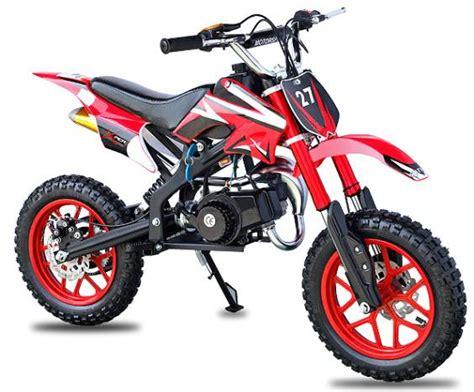 Dirt Bike Pas Cher !!! Mini Moto Cross Pit Bikes 50cc
