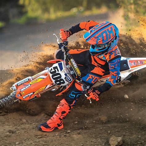 childrens motocross gear fox racing 2017 kids mx new 180 falcon black orange youth