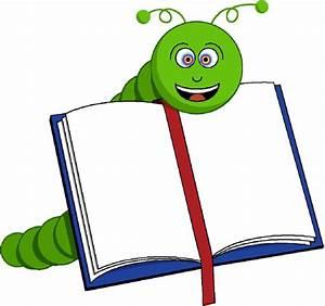 Bookworm Clip Art at Clker.com - vector clip art online ...