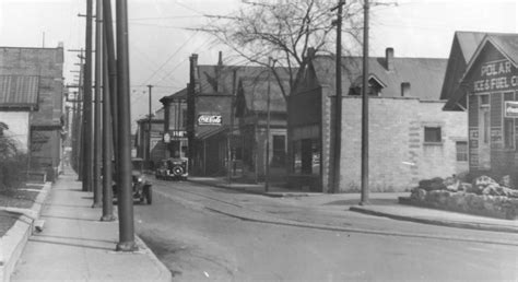 lighting stores indianapolis indianapolis then and now 1100 block of s east