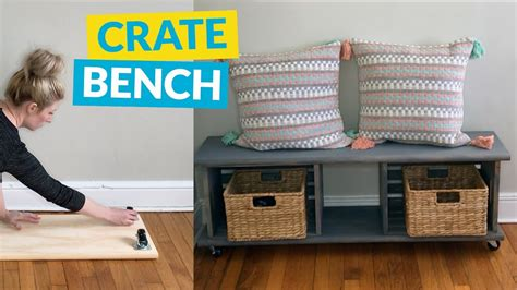 crate bench youtube