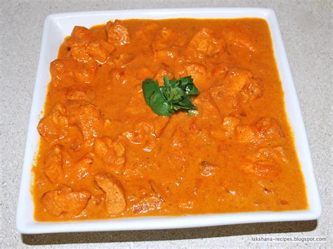 This isn't your everyday mid week meal. lakshana-recipes: Chicken Tikka Masala