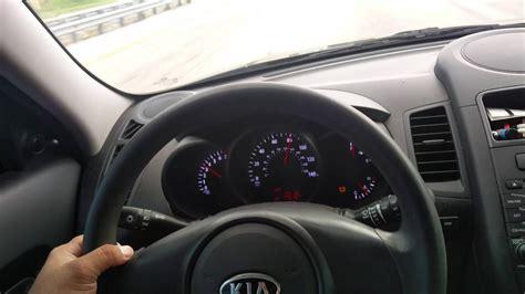 kia soul shaking steering wheel problem youtube