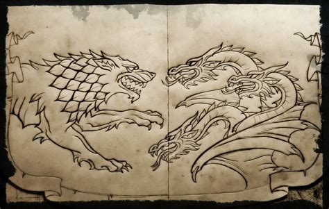 Game Of Thrones Draw By Forgiantica On Deviantart