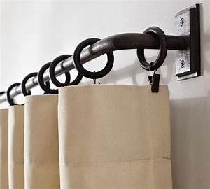 Tringle Pour Rideau : comment mesurer pour tringle rideau pour une baie vitr e ~ Edinachiropracticcenter.com Idées de Décoration