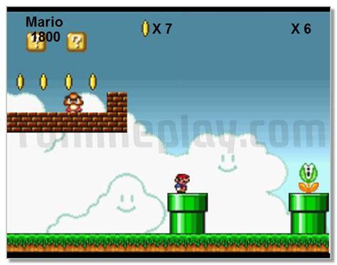 super mario flash adventure retro game   games