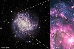Chandra    Photo Album    M83    April 30  2012