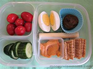 Healthy School Lunches: My Kids' Faves - Moneywise Moms
