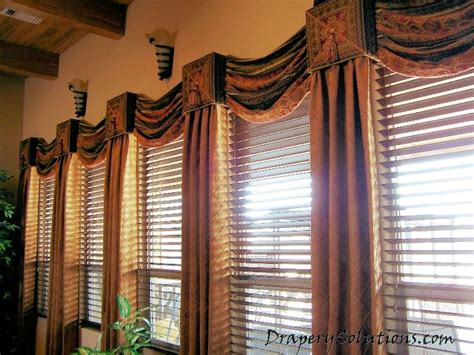 Fabric Window Treatments by 17 Best Window Treatments Images On Curtains
