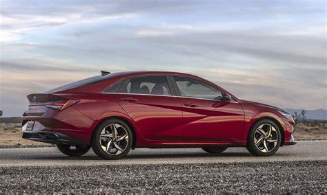 2021 Hyundai Elantra: First Look     Automotive Industry ...