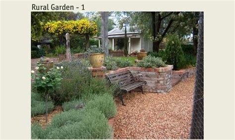 rural garden ideas style ideas gardens rural garden tig crowley designs australia hipages com au